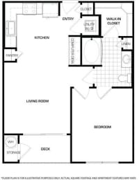 Floor Plan  Floorplan At Domain by Windsor,1755 Crescent Plaza, Houston,