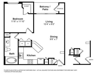Floor Plan  Floorplan at Windsor at Aviara