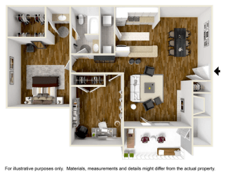 Floor Plan Pamplona