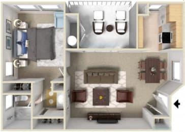 Plan B Floor Plan Overview