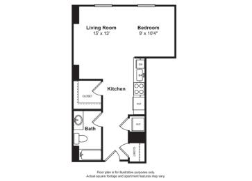 Floor Plan  Floorplanat Cirrus, WA 98121