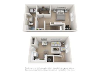 Floor Plan 1 C