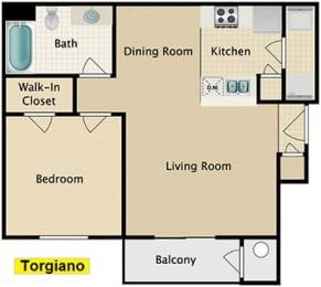 Floor Plan  Torgiano