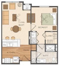 Mary Eaves Floor Plan