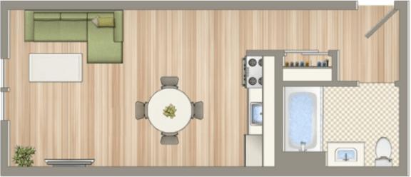 Floor Plan  CA_SantaMonica_1522on6th_p0546777_SingleModE_2_FloorPlan