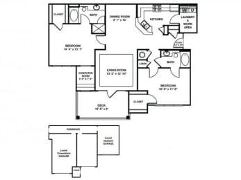 Floor Plan B2G