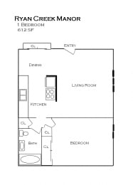 Ryan Creek Manor floorplan