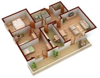 Floor Plan Premium