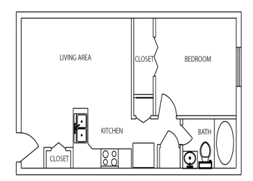 Floor Plan BOULDER CREEK