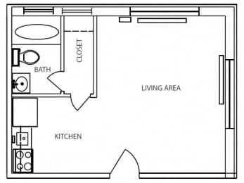 Floor Plan YELLOW DRAGON