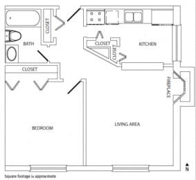 Floor Plan Buckley