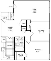 Floor Plan Sapphire