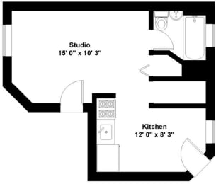 Floor Plan LOUELLA PARSONS