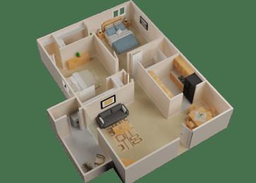 Floor Plan Corinthian