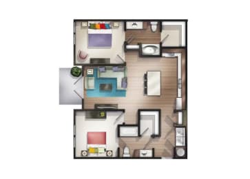 Floor Plan Ashland