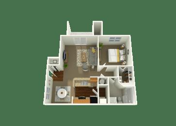 Floor Plan Aspen 1