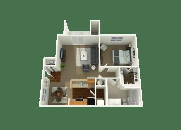 Floor Plan Birch 1