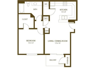 Floor Plan Mallard