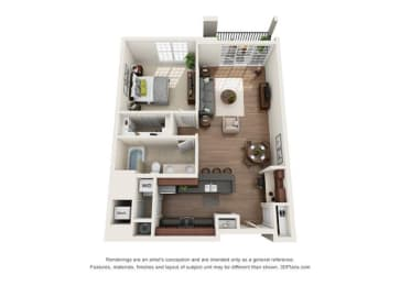 Floor Plan Emory