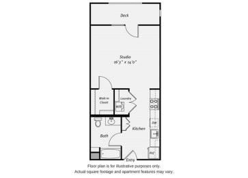 Floor Plan  Floor plan at Dublin Station by Windsor, Dublin, CA, 94568