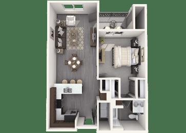Floor Plan PALOMINO