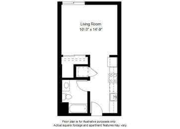 Floor Plan  Floor Plans at Windsor at Dogpatch