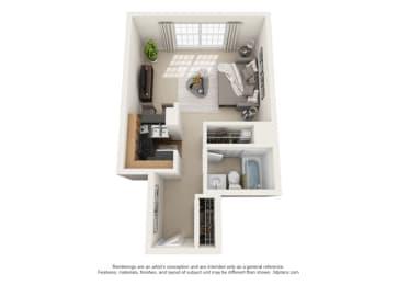 Floor Plan Dijon -  Associates
