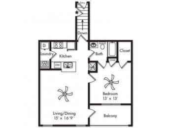 Floor Plan A1UG