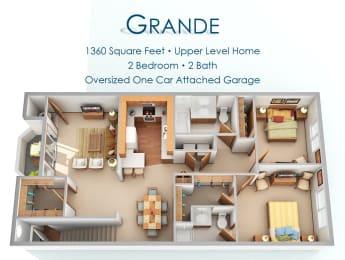 Floor Plan  Grande