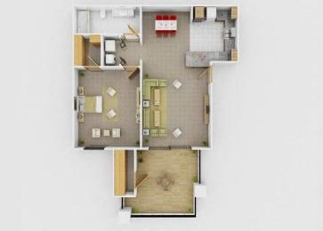 Floor Plan  Handel