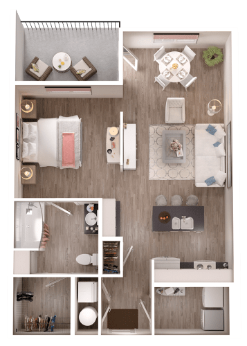 Floor Plan  luxury apartment rental lake norman mooresville nc lakefront rental pet friendly