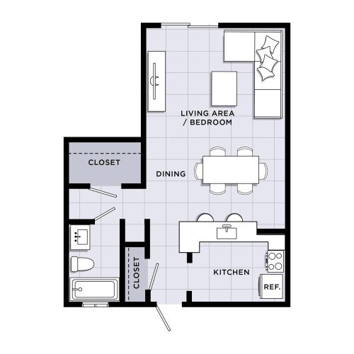 Floor Plan  Boca Chica