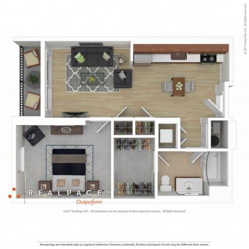 Floor Plan  Citron Floor Plan Image