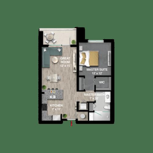 Floor Plan  Balance Floor Plan