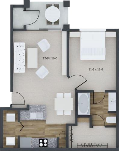 Floor Plan  Palmerston