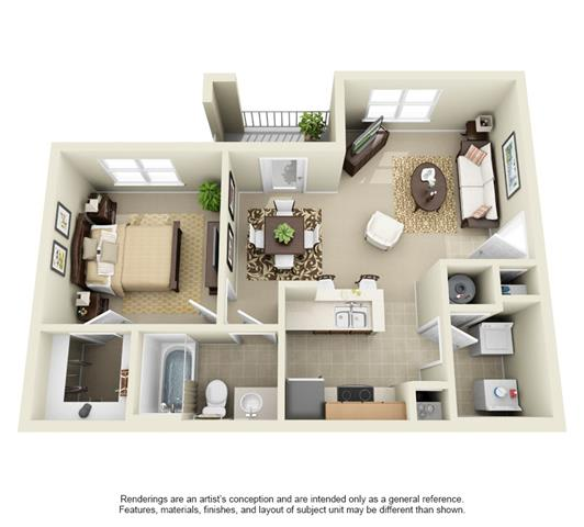 Floor Plan  Arizona