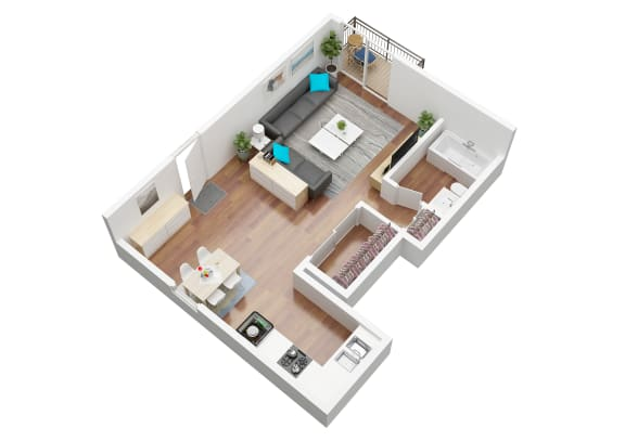 Floor Plan  Oxnard Terrace Monaco floorplan