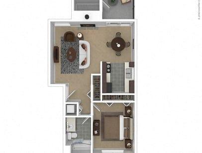 Floor Plan  Bachelor