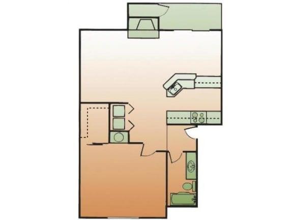 Floor Plan  Shell Creek