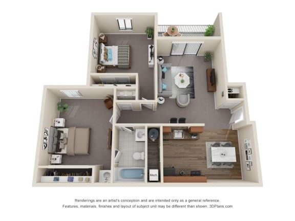 Floor Plan  The Augustine