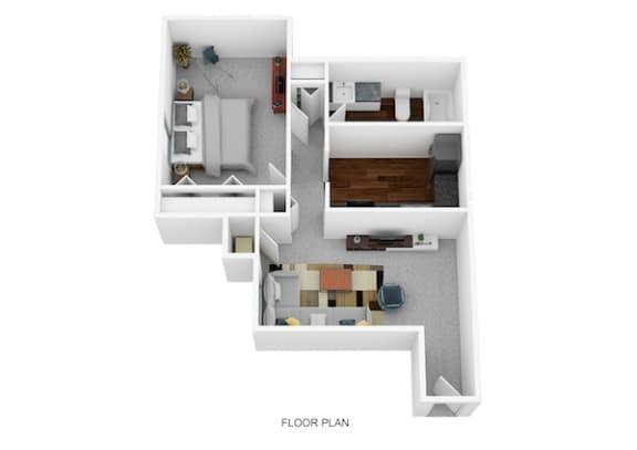 Floor Plan  The Retreat