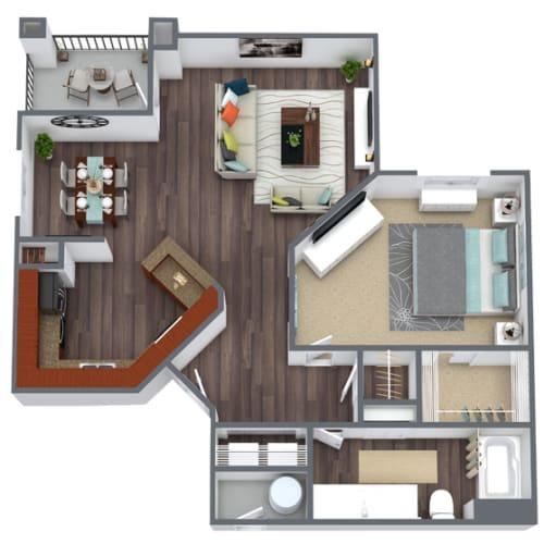 Floor Plan  Cortona floor plan
