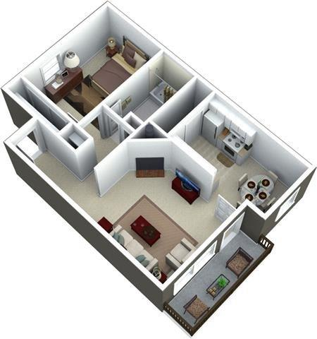 Floor Plan  The Steele