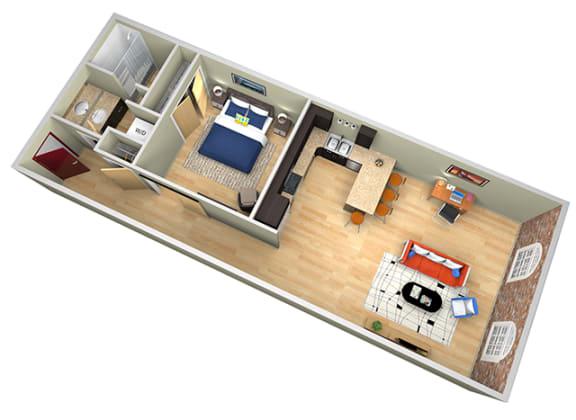 Floor Plan  Revolution Mill Maple floorplan hardwood floors