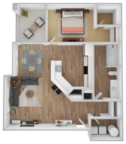 Floor Plan  Helena