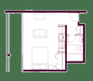 Floor Plan  The Joplin
