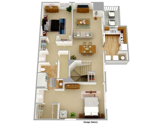 Floor Plan  Spruce