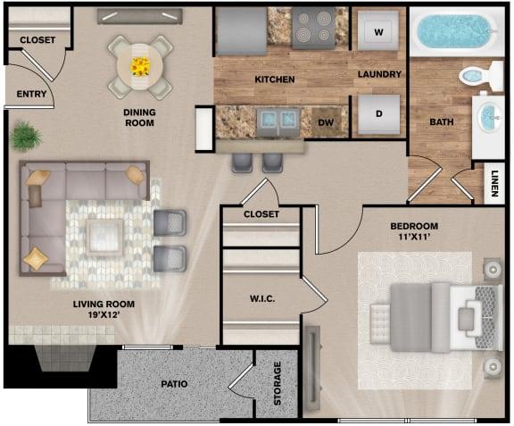 Floor Plan  Charleston Floor Plan