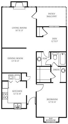 Floor Plan  Maverick