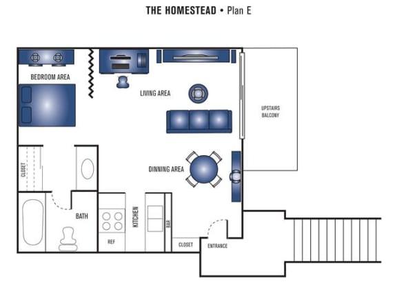Floor Plan  Plan E
